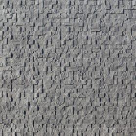 Камень искусственный Monte Alba Пикс Стоун серый 0.32 м²