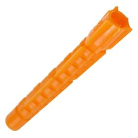 Дюбель универсальный, 6х52 мм, полипропилен, 100 шт.