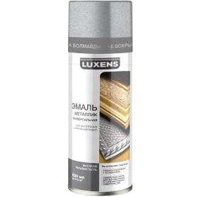 Эмаль металлик Luxens цвет хром 520 мл