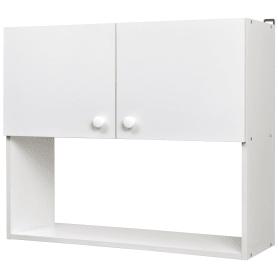 "Шкаф навесной ""Бэлла"" 80x67.6x29 см, ЛДСП, цвет белый"