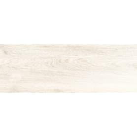 Керамогранит «Брэкстон» 20x60 см 0.84 м² цвет белый