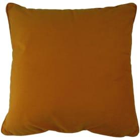 Подушка Грид 45x45 см бронзовая