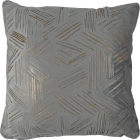 Подушка Холланд 45x45 см серая