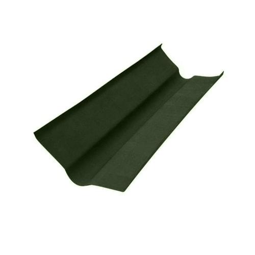 Ендова Ондулин цвет зелёный