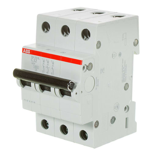 Выключатель автоматический ABB 3 полюса 32 А