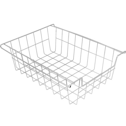 корзина для шкафа Spaceo 412 418x500x150 мм металл пластик