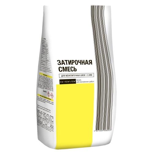 835a60bcde1b Затирка цементная Лучшая цена 2 кг цвет белый в Москве – купить по низкой  цене в интернет-магазине Леруа Мерлен