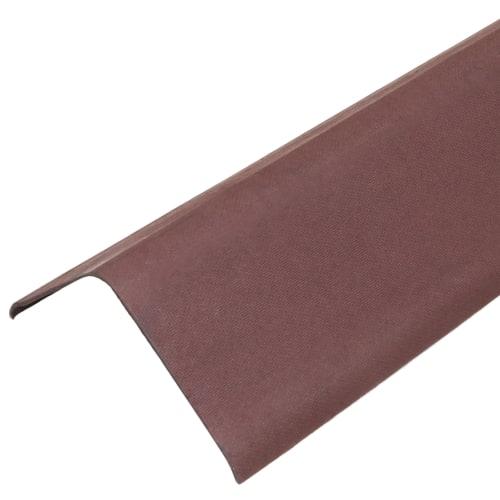 Щипец Ондулин цвет красный