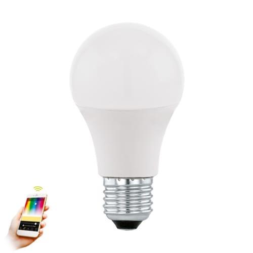 Лампа умная светодиодная <b>Eglo</b> «<b>Connect</b>» E27 9 Вт в Москве ...