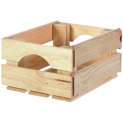 0d825b7b1d28f Ящик деревянный 31x23x15.4 см в Москве – купить по низкой цене в  интернет-магазине Леруа Мерлен