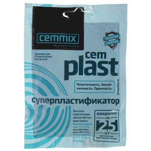 Суперпластификатор CemPlast, концентрат, саше