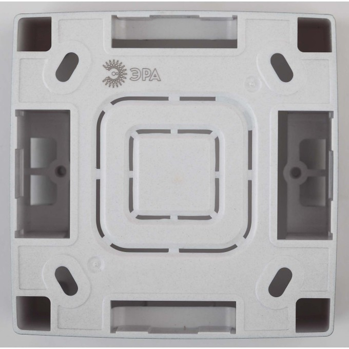 Коробка накладного монтажа Эра 12 1 пост медь