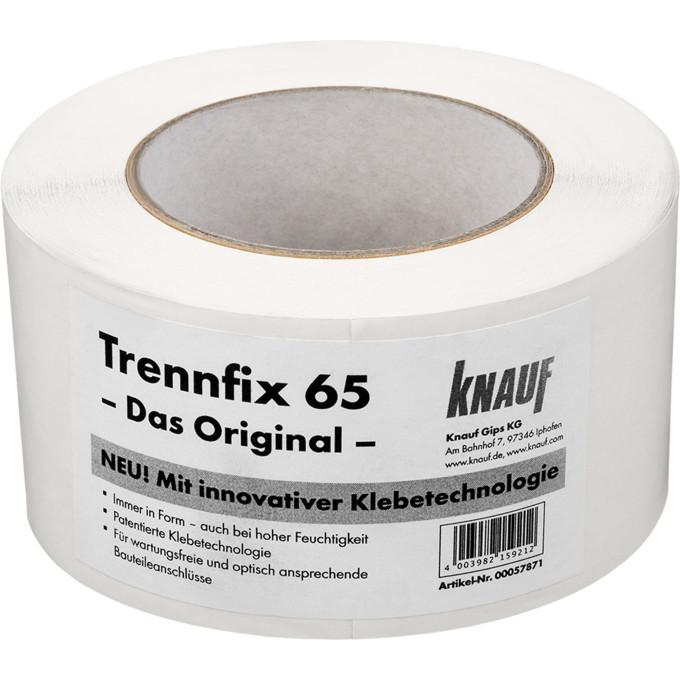 Лента разделительная Knauf Trennfix 65х50000мм