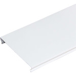 Потолок реечный S-дизайн A150AS эконом 150х3000 мм белый матовый
