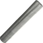 Сетка ЦПВС №40 0.5 мм рулон оцинкованная 1x10 м
