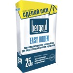 Наливной пол самонивелирующийся BERGAUF Easy Boden 25 кг