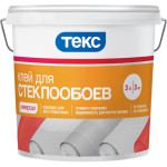 Клей для стеклообоев Текс универсал готовый ведро 3 кг