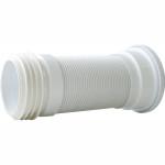 Труба для унитаза гофрированная VIRPlast D 110 L 290-640 мм 70984967