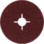 Круг шлифовальный Metabo фибровый 125 мм P36 корунд 624216000