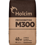 Пескобетон М300 Holcim 40 кг