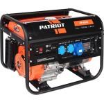 Генератор бензиновый PATRIOT GP 6510 5500 Вт 474101565