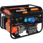 Генератор бензиновый PATRIOT GP 6510AE 5500 Вт 474101580