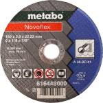 Круг отрезной по металлу Metabo Novoflex 150x22.23x3 мм 616448000