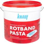 Шпаклевка финишная Knauf Ротбанд Паста Профи 18 кг