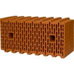 Блок керамический Braer Ceramic Thermo 14.3NF М100/125 510x250x219 мм коричневый