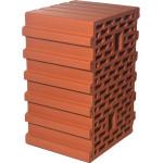 "Блок керамический ""Braer"", Ceramic Thermo 10.7NF, М100, 380х250х219мм"