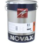 Грунт-эмаль 3 в 1 антикоррозионная Novax RAL 9005 глянцевая черная 18 кг