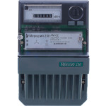 Электросчетчик трехфазный однотарифный Инкотекс Меркурий 230АМ 02 10-100 А 3х230/400 V