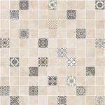 Керамогранит Мозаика LB Ceramics АСТРИД кофейный 300х300х7 мм 1.35 м2