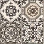 Вставка напольная LB Ceramics АСТРИД 58х58х7 мм