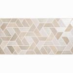 Декор настенный LB-Ceramics Дюна 20x40 см геометрия