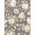 Панно настенное LB-Ceramics Fiori Grigio 60x80 см цветы
