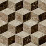 Керамогранит ДЕКОР LB Ceramics СКОЛЬЕРА геометрия 450х450х9 мм 1.42 м2