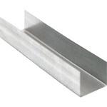 Профиль потолочный направляющий Албес ППН Эконом 0.45 мм 27х28х3000 мм