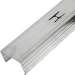 Профиль стоечный Албес ПС-4 HARD 0.6 мм 75х50х3000 мм