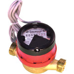Счетчик горячей воды Тепловодомер ВСГд-15-02 крыльчатый 110 мм R121-015-2