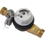 Счетчик горячей воды Тепловодомер ВСТН-40 крыльчатый 300 мм R131-040-3