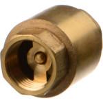 """Клапан обратный с латунным золотником TeRma 33962 1/2"""" внутренняя резьба"""