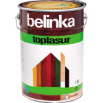 Антисептик декоративный Belinka Toplasur №12 бесцветный 10 л