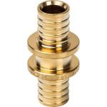 Муфта соединительная Stout равнопроходная d 16 мм