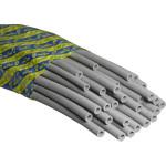 Трубка теплоизоляционная Тилит Супер толщина 20 мм диаметр 60 мм длина 2 м