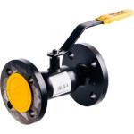Кран шаровой стальной для теплоснабжения Broen Ballomax ф/ф DN 150 PN 16