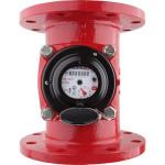 Счетчик для горячей воды Норма СТВ-150 Г фланцевый 300 мм