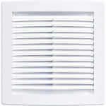 Решетка ERA 1515РЦ вентиляционная вытяжная 150x150 мм