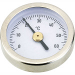 Термометр Danfoss FHF-T сталь серебристый