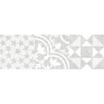 Керамогранит Axima VIENNA светло-серый декор 1  200x600x10 мм 1.08 м2